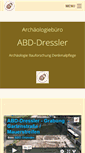 Mobile Preview of abd-dressler.de
