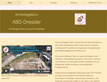 Tablet Preview of abd-dressler.de